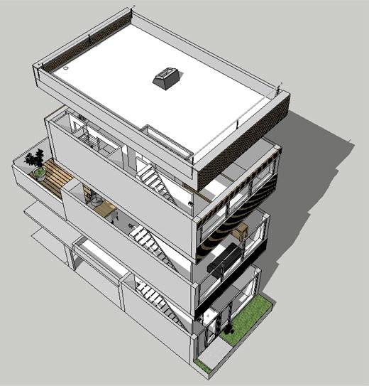 Zelf je huis bouwen maak een 3d model van je eigen for Huis in 3d ontwerpen
