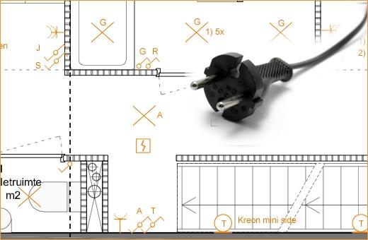 Zelf je huis bouwen ontwerpproces van zelfbouw woning - Rookdetector ontwerp ...