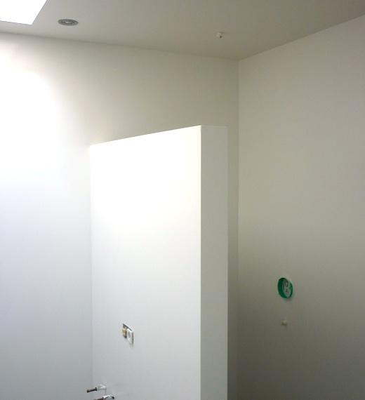 Zelf je huis bouwen - waterdichte 2 componenten PU coating in badkamer